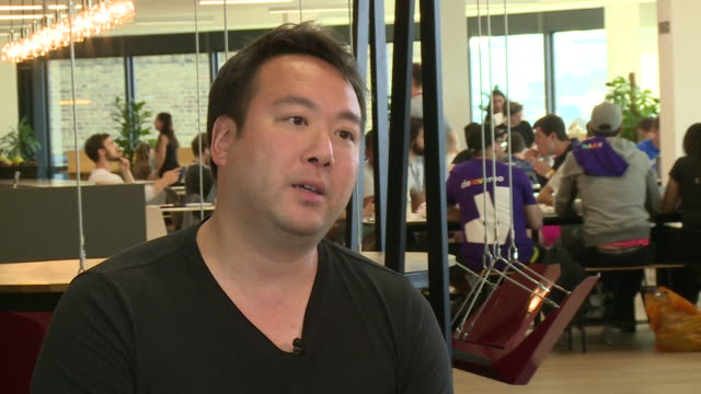 The founder of Deliveroo Will Shu speaks to the BBC about how the law needs to change to reflect modern working practices