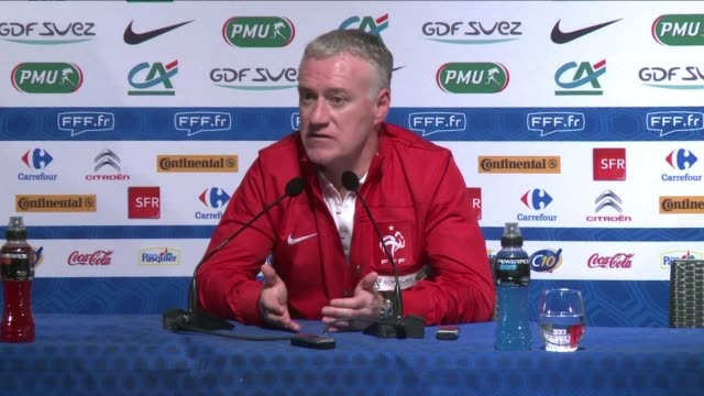 The French football team's manager and captain gave their assessment of their chances ahead of a match against the Netherlands this Wednesday one of...