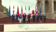 The G7 summit opens in Taormina Sicily with a busy agenda and in a tense context after President Donald Trump's thunderous statements about the bad...