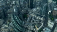 AERIAL, The Gherkin, London, England