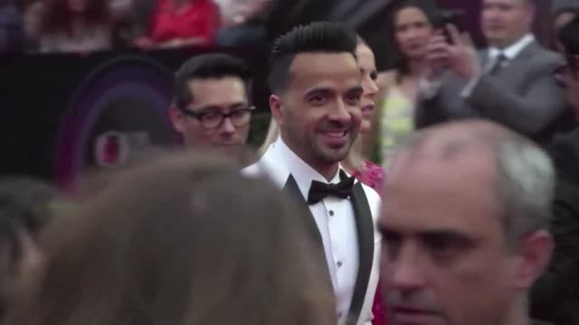 The global hit Despacito by Puerto Rico singer Luis Fonsi was the favourite at the Latin Grammy ceremony in Las Vegas