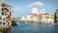 The Grand Canal, Venice, Italien