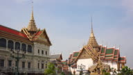 The Grand Palace complex in Bangkok, Thailand