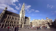 The Grand Place Brussels, Belgium