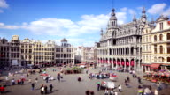 De Grand Place Brussel, België