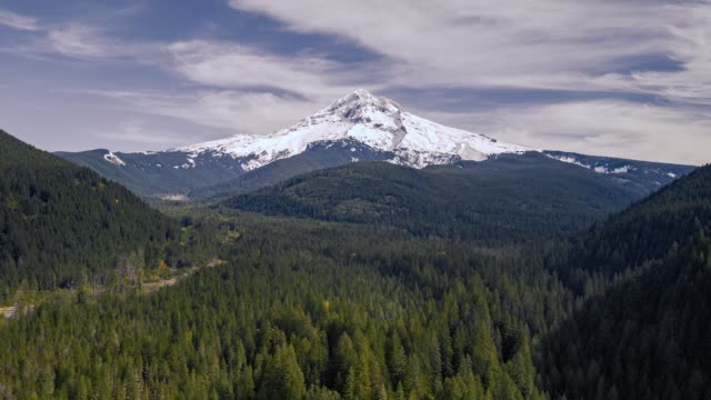 The Great Wy'east (Mt. Hood)
