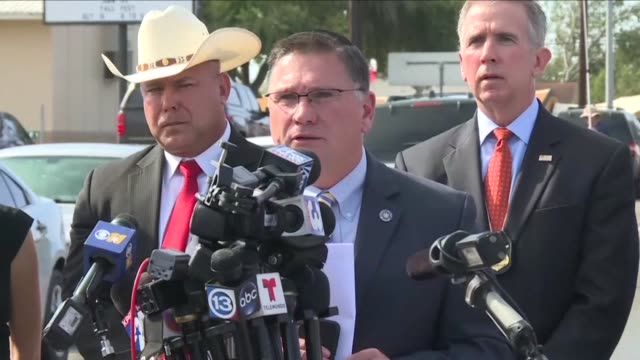 The gunman who murdered 26 people at a Texas church on Sunday is believed to have been driven by a domestic dispute officials say