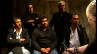 The Gypsy Kings interview and acapella singing Gypsy Kings interview continued SOT saying they have never seen show before and very excited and they...
