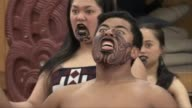 The haka is best known to rugby fans as the spectacular pre match challenge issued by the All Blacks but its also a revered cultural tradition among...