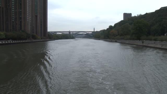The Harlem River - NYC