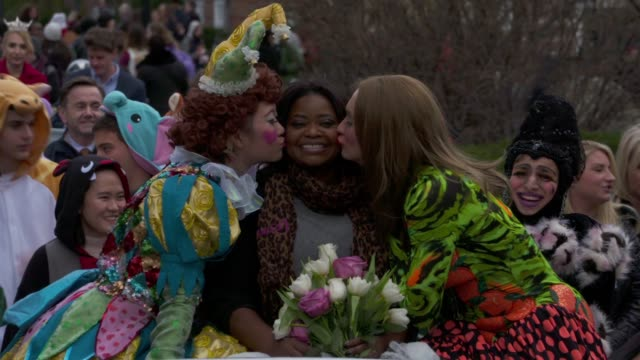 CLEAN – The Hasty Pudding Theatricals Honors Octavia Spencer as 2017 Woman Of The Year on January 26 2017 in Cambridge Massachusetts