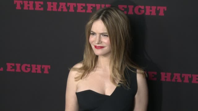CLEAN 'The Hateful Eight' World Premiere at ArcLight Cinemas on December 07 2015 in Hollywood California