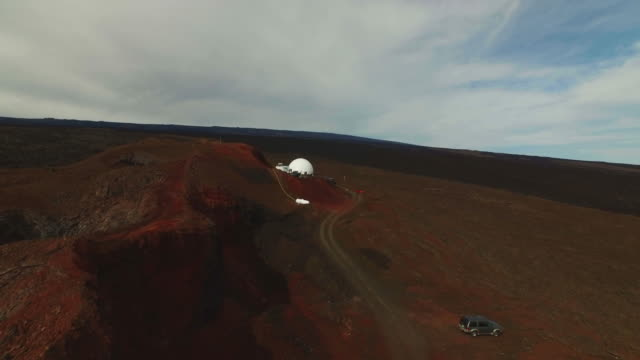 The Hawaii Space Exploration Analog and Simulation Mission 3 is part of a human performance study funded by NASA As part of this study 6 participants...