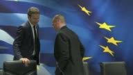 The head of the Eurogroup warned on Friday that Greece could not ignore its international obligations after a first meeting with the new anti...