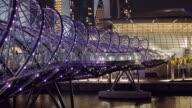 Helix-Brücke