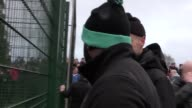 The historic Royal Shrovetide Football match which 'tries the pluck of an Englishman' has kicked off for another year continuing a centuriesold...