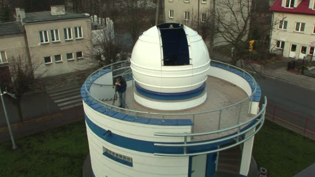 The hometown of astronomer Nicolas Copernicus in Poland is launching an education programme kitting out six schools with professional stargazing...