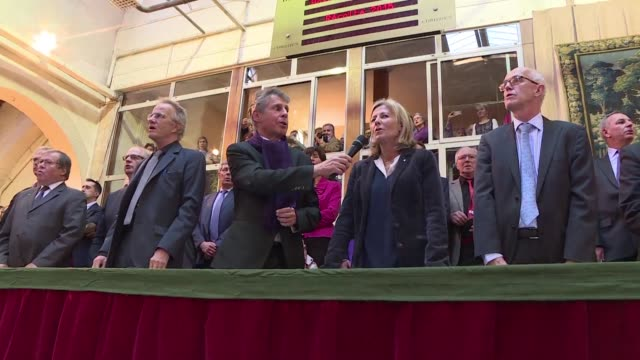 The Hospices de Beaune an annual charity auction that is one of the highlights for Frances wine world held a minute of silence on Sunday out of...