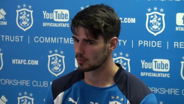 The Huddersfield defender talks about playing in a relegation playoff with former club 1860 Munich and the similarities and differences with these...