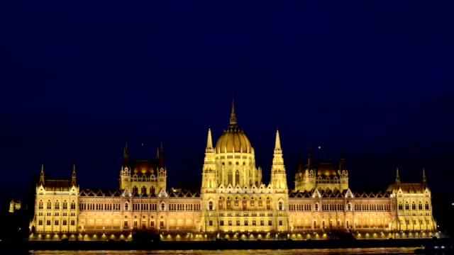 Die ungarische Parlament