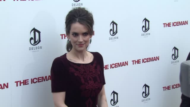 CLEAN The Iceman Los Angeles Premiere Hollywood CA United States 4/22/2013