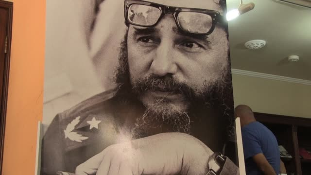 The image of deceased revolutionary leader Fidel Castro cannot be missed in Cuba despite the expressed will of the historic figure that refused...