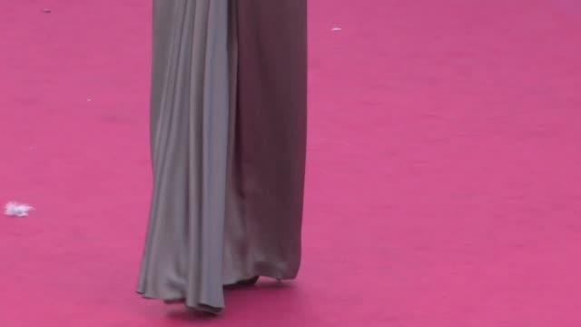 'The Immigrant' Red Carpet starring Kristin Scott Thomas Kristin Scott Thomas Victoria Abril JeanMarc Barr Uma Thurman Ana Girardot Mouna Ayoub Max...