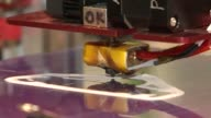 WXIN The Indianapolis Public School Career Technology Center allows students to use 3D printers on a daily basis for free on October 29 2015 in...