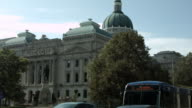 The Indianapolis State House