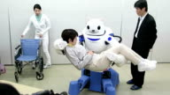 The Institute of Physical and Chemical Research known as Riken one of Japan's top research institute announced it invented a new robot to help care...