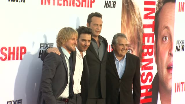 CLEAN The Internship Los Angeles Premiere Westwood CA United States 5/29/2013