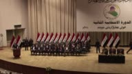 The Iraqi parliament has given Prime Minister Nuri alMaliki's government a vote of confidence and adopted a 43point programme aimed at liberalising...