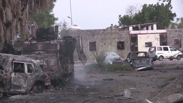 The Islamic State group claimed a major attack on Yemen's government bastion of Aden on Sunday which killed at least 15 people wounded 18 others and...