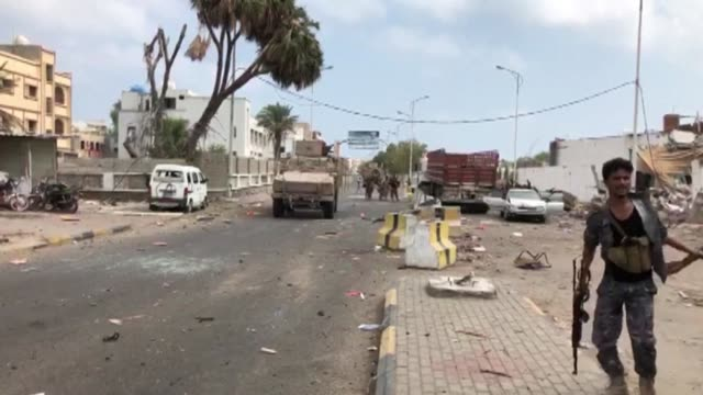 The Islamic State group claimed a major attack Sunday on Yemen's government bastion of Aden which left eight police officers dead and sparked a...
