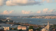 The Istanbul Bosphorus From The Hills
