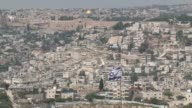 The Jerusalem planning and building committee discusses permits for 176 new housing units for Jewish settlers in the city's annexed Arab eastern...