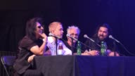 The judges including Alice Cooper discuss the auditions for a part in Alice Cooper's 'Halloween Night Of Fear' Alice Cooper's Halloween Night of Fear...