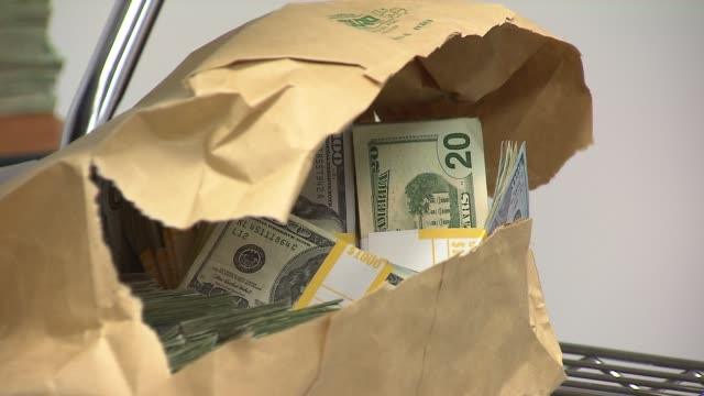 WGN The Kane County Sheriff's Office seized 17 kilos of cocaine with an estimated street value of $16 million as well as $295000 on March 14 2014 in...