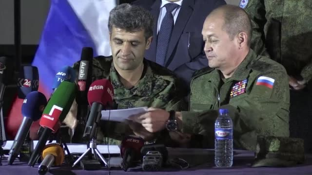 The Kurdish authorities in northern Syria Sunday handed over to Russia Chechen women and children found in Raqa city which was retaken in October...