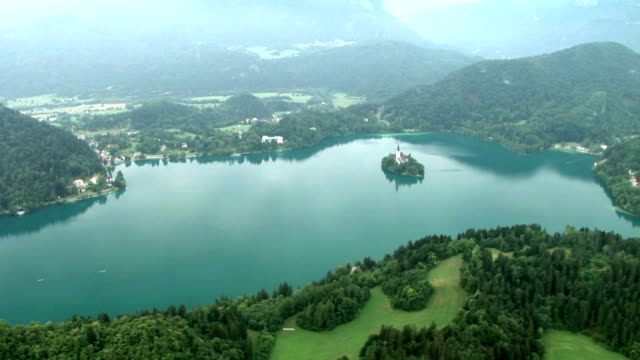 HD: The lake of Bled