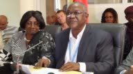 The latest outbreak of Ebola in Guinea has ended the World Health Organization announces at a press conference in Conakry warning that a recurrence...