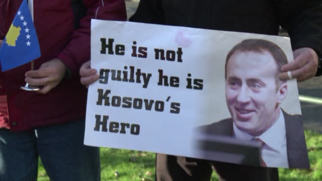 The lawyer for Kosovo s ex prime minister Ramush Haradinaj who was acquitted Thursday on charges from the 1990s war of independence from Belgrade...