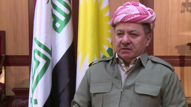 The leader of Iraqi Kurdistan says there is real fear that sectarian violence in Iraq could escalate into civil war CLEAN Iraq Kurd chief ready to...