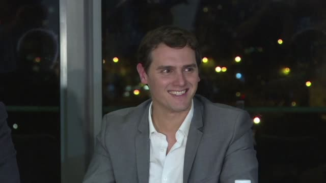 The leader of Spains Ciudadanos party Albert Rivera said he does not consider an agreement with the political partys that form Podemos and PSOE after...