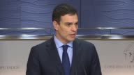 The leader of Spains Socialist Party Pedro Sanchez says he believes there are common issues between his party and the Ciudadanos Party as he tries to...