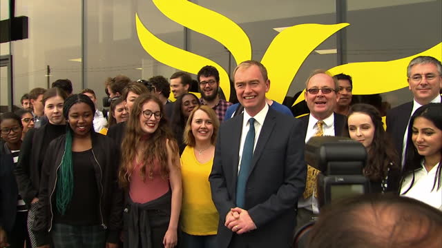 The Liberal Democrat leader Tim Farron made an appeal to disillusioned Labour voters in his speech to the party's conference today Tim Farron told...