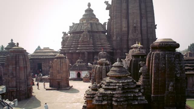 Die Lingaraj-Tempel