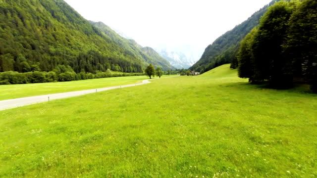 AERIAL The Logar Valley