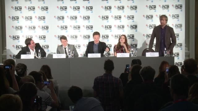 The London Film Festival opens on Wednesday with the premiere of The Imitation Game directed by Morten Tyldum and starring Benedict Cumberbatch and...