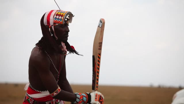 The Maasai Cricket Warriors have exchanged their spears for cricket bats and are using the sport as a vehicle to empower women and promote anti...
